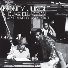 Duke Ellington Money Jungle LP 180 Gram Vinyl Kevin Gray Blue Note Records Tone Poet RTI 2020 USA