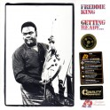 Freddie King ‎Getting Ready LP 200 Gram Vinyl Kevin Gray Cohearent Audio Analogue Productions QRP USA