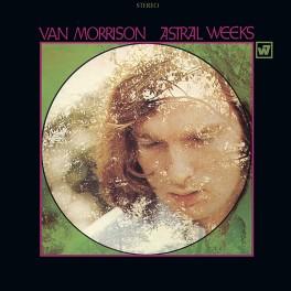 Van Morrison Astral Weeks LP 180 Gram Vinyl Kevin Gray AcousTech Warner Bros EU