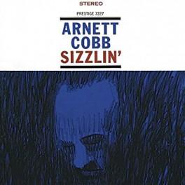 Arnett Cobb Sizzlin' 2LP 45rpm Vinil 180 Gramas Prestige Records Analogue Productions RTI USA