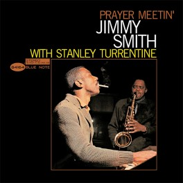 Jimmy Smith Prayer Meetin' LP 180g Vinyl Kevin Gray Blue Note Records Tone Poet Series RTI 2020 USA