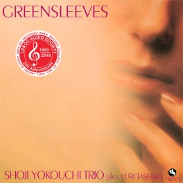 Shoji Yokouchi Trio Greensleeves LP 180 Gram Red Vinyl Three Blind Mice Impex Limited Edition RTI USA
