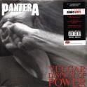Pantera Vulgar Display Of Power 2LP 180 Grams Vinyl from High Definition Masters Rhino Warner USA