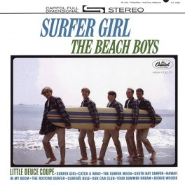 The Beach Boys Surfer Girl (Stereo) LP 200g Vinyl Kevin Gray Analogue Productions QRP 2015 USA