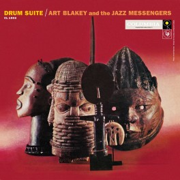 Art Blakey & the Jazz Messengers Drum Suite LP 180g Vinyl Impex Numbered Limited Edition Kevin Gray USA