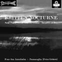 Britten Nocturne 2LP 45rpm Vinil 180gr Peter Pears London Symphony Orchestra ORG Edição Limitada US