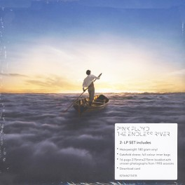 Pink Floyd The Endless River 2LP 180g Vinyl Doug Sax The Mastering Lab Gatefold 16 Page Booklet EU