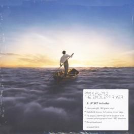 Pink Floyd The Endless River 2LP Vinil 180gr Doug Sax The Mastering Lab Gatefold Livrete 16 Páginas EU