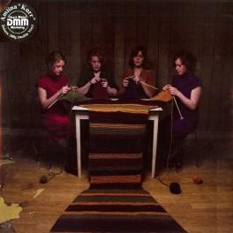 Amiina Kurr 2LP 200 Gram Vinyl Deluxe Limited Edition DMM Direct Metal Mastering Sigur Rós EU