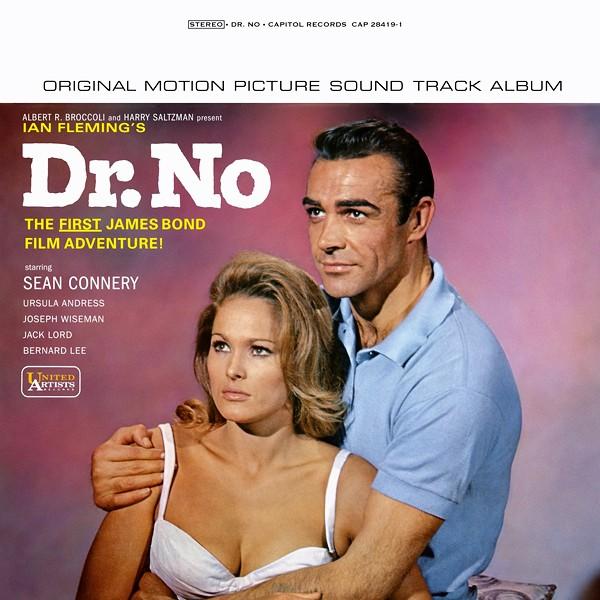 007 James Bond Dr No Original Soundtrack 180g Vinyl Lp