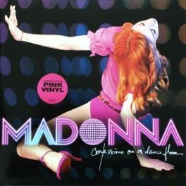 Madonna Confessions On A Dance Floor 2LP Pink Vinyl Limited Edition Gatefold Cover 2005 EU
