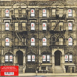 Led Zeppelin Physical Graffiti 2lp 180g Vinyl 2015 40th