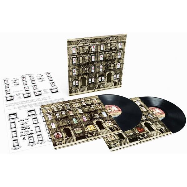 Led Zeppelin Physical Graffiti 2lp 180g Vinyl 2015 40th