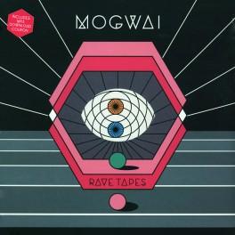 Mogwai Rave Tapes LP 180 Gram Vinyl + Download Rock Action Records 2014 EU