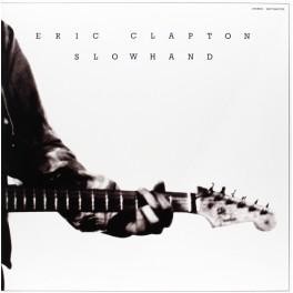 Eric Clapton Slowhand LP 180 Gram Vinyl Half Speed 35th Anniversary Edition Metropolis Mastering EU