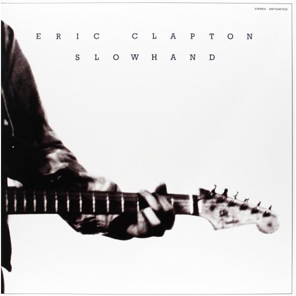 Eric Clapton Slowhand Lp 180 Gram Vinyl Half Speed 35th