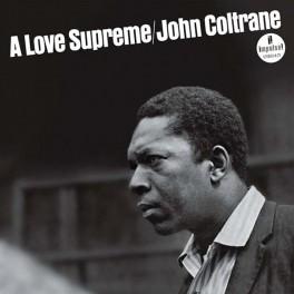 John Coltrane A Love Supreme 2LP 45rpm 200g Vinyl Analogue Productions Kevin Gray Audiophile QRP USA