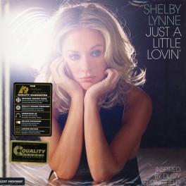 Shelby Lynne Just A Little Lovin' 2LP 45rpm 200 Gram Vinyl Analogue Productions Doug Sax 2015 QRP USA