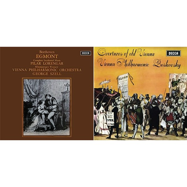 Decca Wiener Philharmoniker The Orchestral Edition 6lp 180