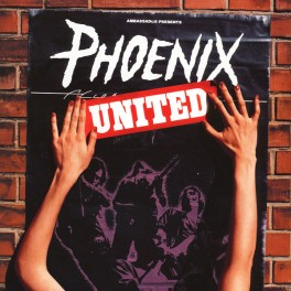 Phoenix United Vinil LP Parlophone Music France Reedição Too Young Lost In Translation 2015 EU