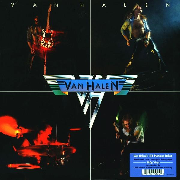 Van Halen Van Halen Lp Vinil 180gr Warner Records Bernie