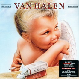 Van Halen 1984 LP 180 Gram Vinyl 30th Anniversary Edition Bernie Grundman Studios Remaster 2015 EU