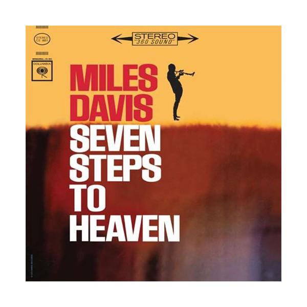 Miles Davis Seven Steps to Heaven 2LP 45rpm 180g HQ Audiophile ...