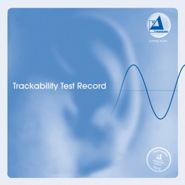 Clearaudio Trackability Test Record LP 180 Gram Vinyl Audiophile Edition Made in Germany