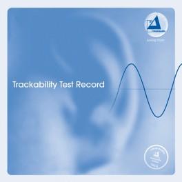 Clearaudio Trackability Test Record LP Vinil 180 Gramas Audiophile Edition Produzido na Alemanha