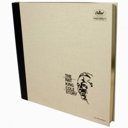 Nat King Cole The Nat King Cole Story 5LP 45rpm 200 Gram Vinyl Box Set Analogue Productions QRP USA