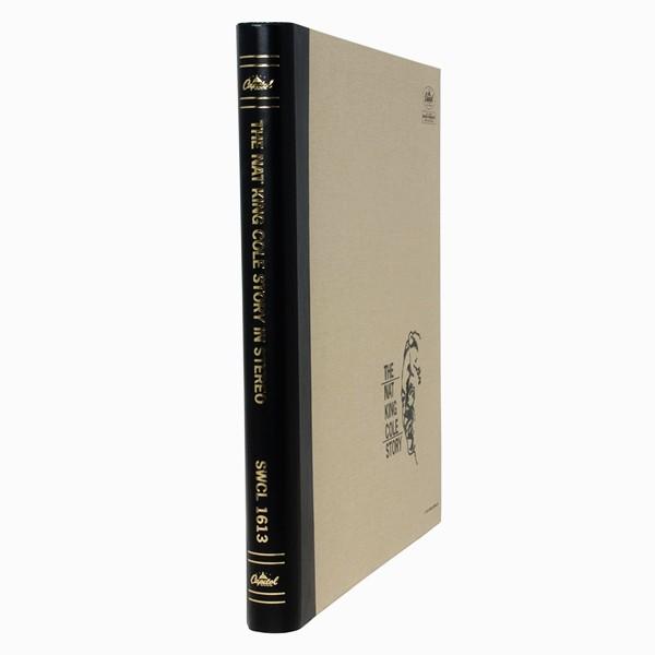 Nat King Cole The Nat King Cole Story 5lp 45rpm 200 Gram