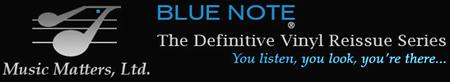 Vinyl Gourmet Music Matters Blue Note Vinyl