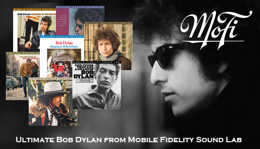 Bob Dylan Mobile Fidelity Sound Lab