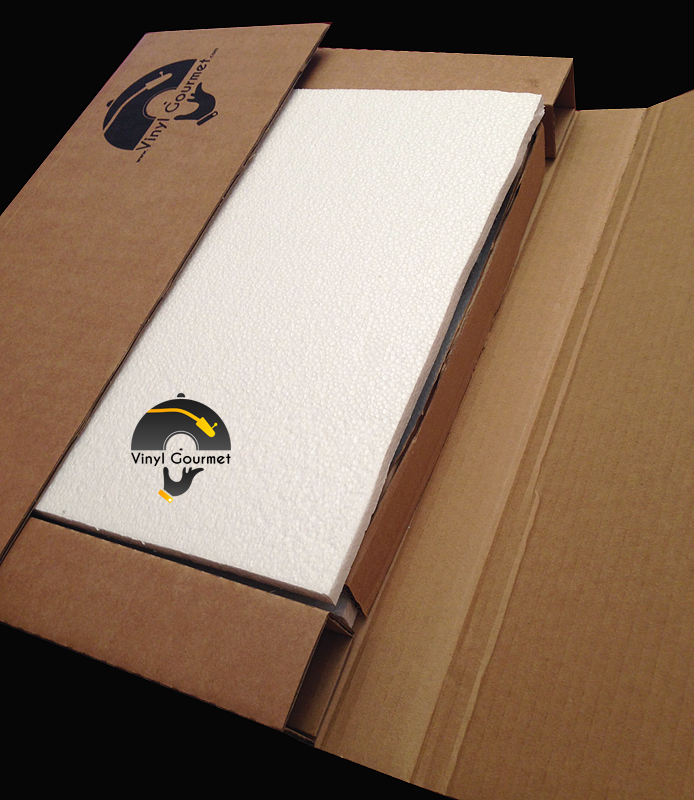 Vinyl Gourmet Expert Packaging