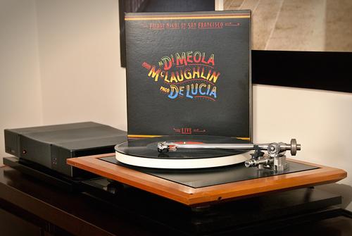 Showroom Vinyl Gourmet