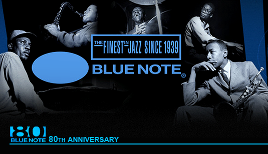 Blue Note Records 80th Anniversary Vinyl