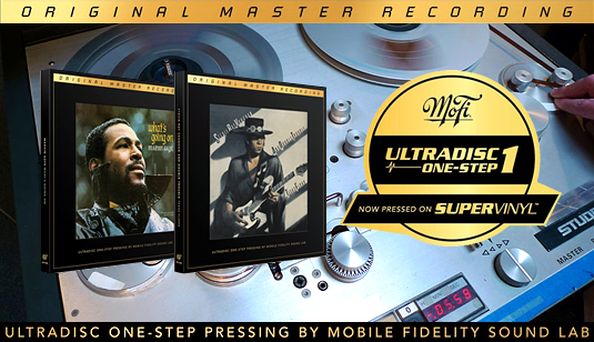Mobile Fidelity Sound Lab Ultradisc One-Step UD1S