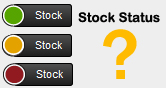 Detailed description of our Stock Status colors...