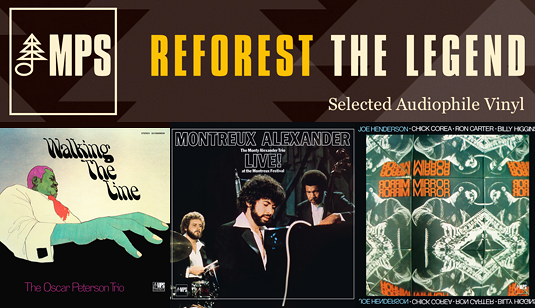 MPS Records - Reforest The Legend - AAA Series